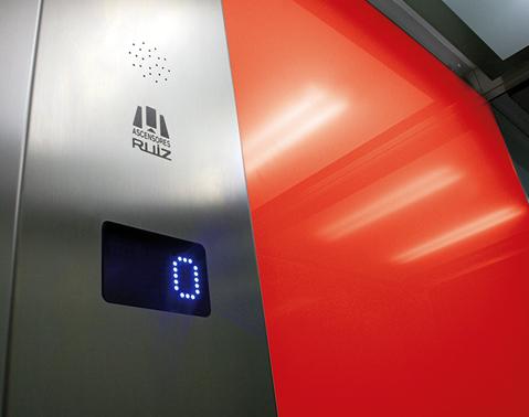 ascensor lliria