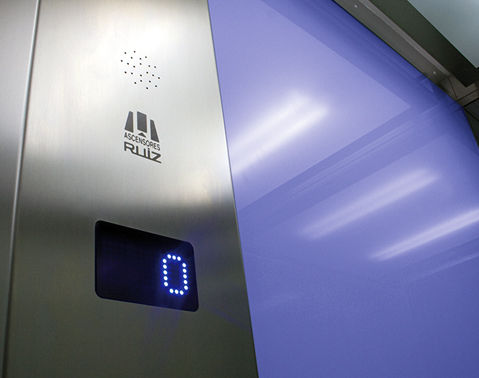ascensor ribarroja