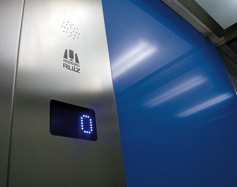 ascensor la eliana