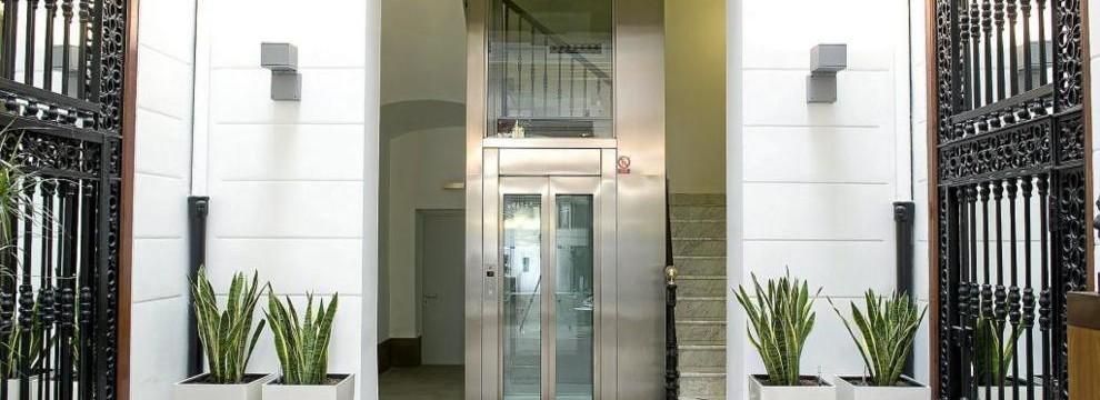 seguridad en los ascensores