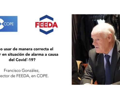 Entrevista a Francisco Gonzalez